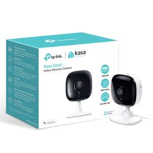 Kasa Smart Security Camera by TP-Link - £29.99 @ Amazon