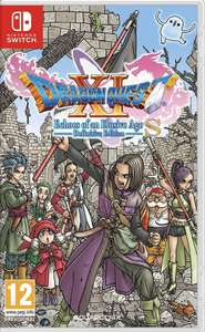Dragon Quest XI S: Echoes of an Elusive Age - Definitive Edition - Nintendo Switch - £34.99 @ Amazon
