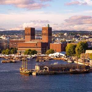 2 Night Cruise from Oslo to Copenhagen £4p/p (£8 total) @ DFDS (Add UK return flights from £20)