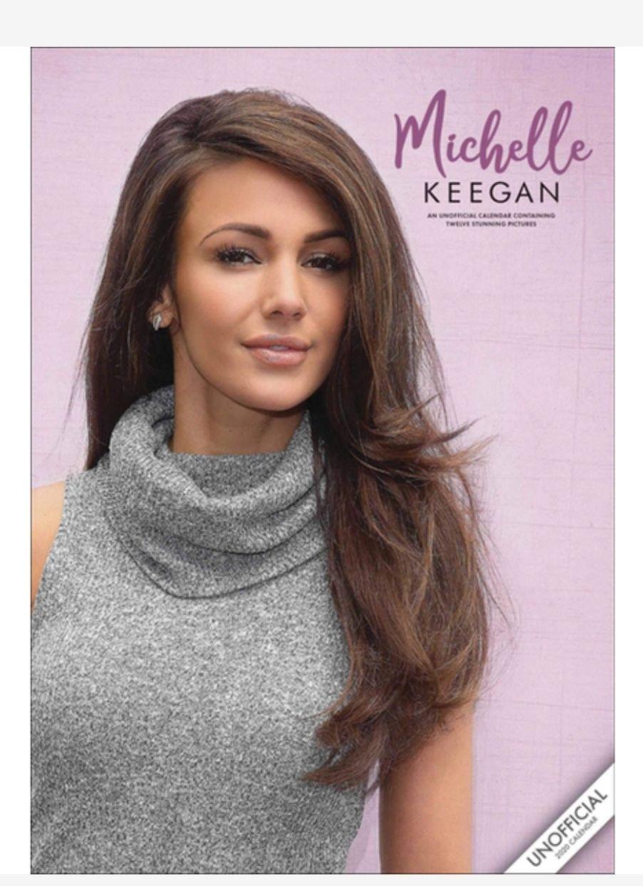 Michelle Keegan 2020 A3 Calendar £0.87p delivered @ 365Games
