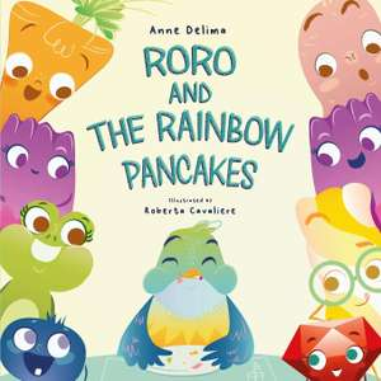 Free eBook - Roro and the Rainbow Pancakes - Amazon Kindle