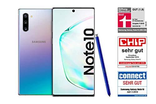 Samsung Galaxy Note 10 256GB / 8GB RAM Dual SIM - Aura Glow £576.62 @ Amazon.de