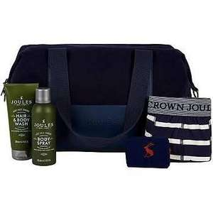 Joules Mens Weekend bag / gym bag at Boots for £22.50
