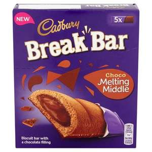 Cadburys Break Bar 6 pack 50p @ Sainsbury's