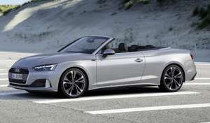 AUDI A5 Diesel Cabriolet 40 TDI S Line 2dr S Tronic [Tech Pack] £31995 @ Drive The Deal