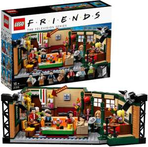 LEGO 21319 Ideas Central Perk Friends TV Show Set £53.94 @ Amazon Germany