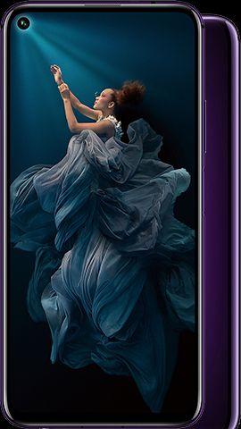 Honor 20 Pro 256GB With 12GB Data (O2) + £15 Auto Cashback £24pm Zero Upfront (24m) £561.12 @ Mobile Phones Direct