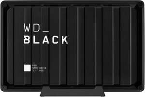WD Black 8TB D10 Game Drive 7200rpm with Active Cooling £147.99 @ Amazon