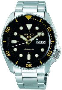 New Seiko 5 automatics deal £179.88 on Amazon