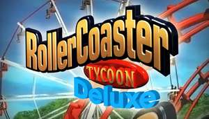 Rollercoaster Tycoon Deluxe (Steam) for £1.44 @ Gamersgate