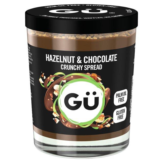 Gu Hazelnut & Chocolate Crunchy/ Salted Caramel Velvety Spread 200g £2 @ Morrisons