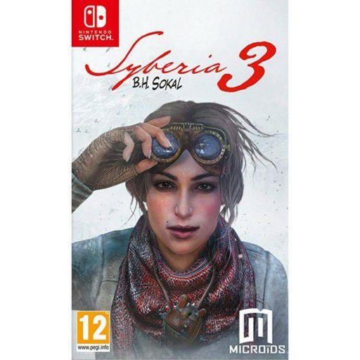 SYBERIA 3 - Nintendo Switch - Thegamecollection.net £13.95