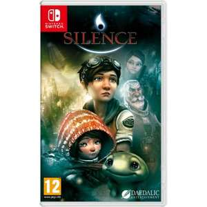 SILENCE - Nintendo Switch - Thegamecollection.net £15.95