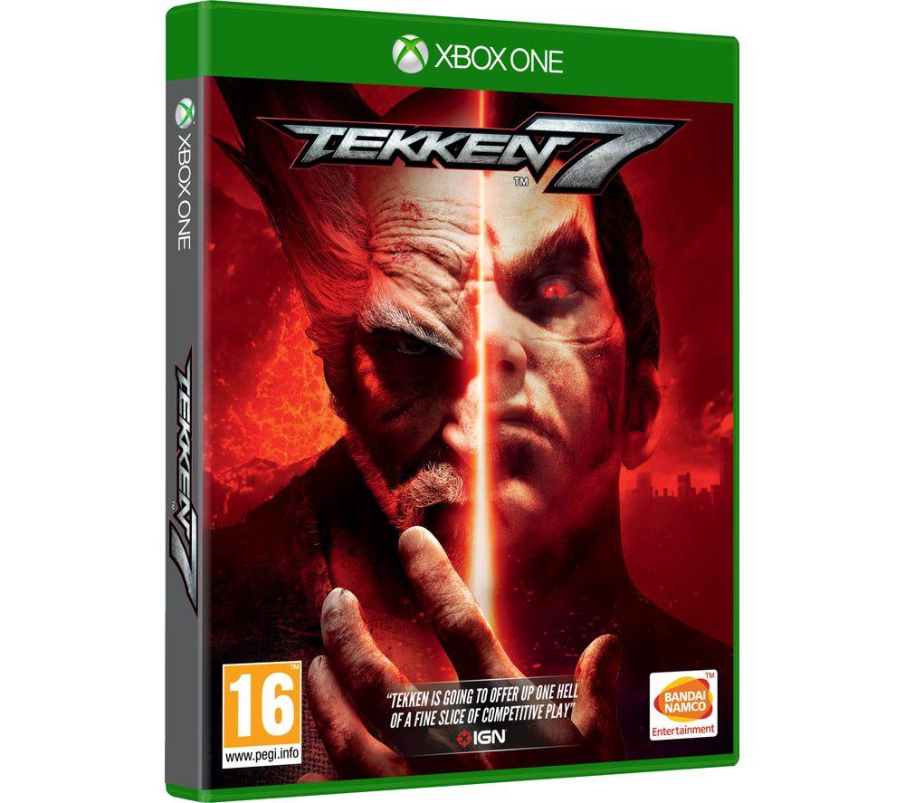Tekken 7 (Xbox One) + 6 months Spotify Premium - £4.99 delivered @ Currys PC World
