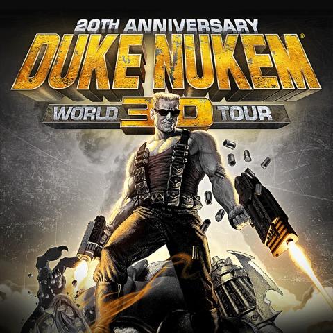 Duke Nukem 3D: 20th Anniversary World Tour (PS4) £2.49 @ PlayStation Network