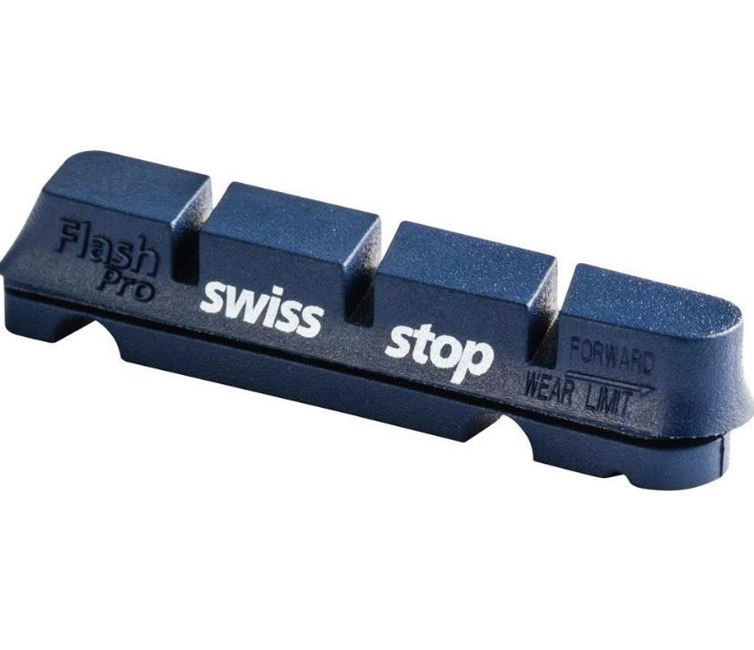 SwissStop - Flash Pro BXP Brake Pad (2 Pairs) £14.99 @ Amazon (+£4.49 NP)