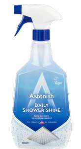 Astonish Daily Shower Shine 79p (more in OP) @ Home Bargains