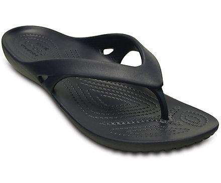 Crocs women flip flops navy size 3,4,6,7,8free delivery £10 @ Crocs Shop