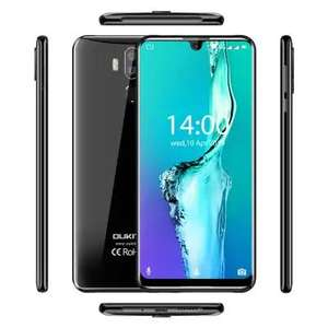 "OUKITEL K9 4G Smartphone - Black - 7.12"" Screen - 6000mAh Battery £140.40 (£148 With Insurance) @ Gearbest"