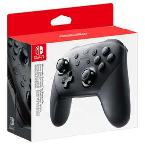 Nintendo Switch Pro Wireless Controller (RRP £59.99) ONLY £50.89 free delivery @ 365Games