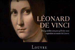 Leonardo DaVinci Free Night Exhibition (Louvre Museum, Paris) @ Louvre.fr