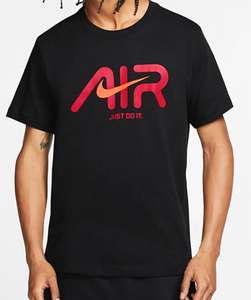 Nike Air Swoosh T-shirt £13.47 red, white or black @ Nike - Free delivery with Nike account