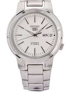 Seiko 5 mens watch £74.99 @ H Samuel - in store or Delivered