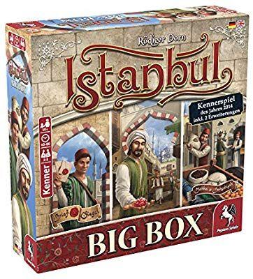 Istanbul Big Box Board Game - £33.15 @ Amazon