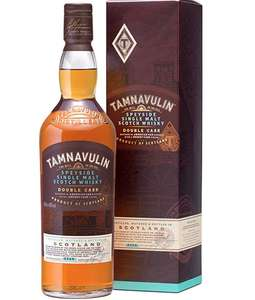 (2x) Tamnavulin Speyside Single Malt Scotch Whisky - Double Cask, 70 cl £20 (min order 2) @ Amazon