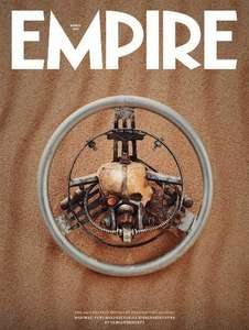 Empire Magazine Subscription 3 issues for £5.00 @ Great magazines