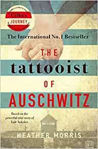 The Tattooist of Auschwitz £3 @ Amazon (free delivery Prime members/or over £10 for non Prime)