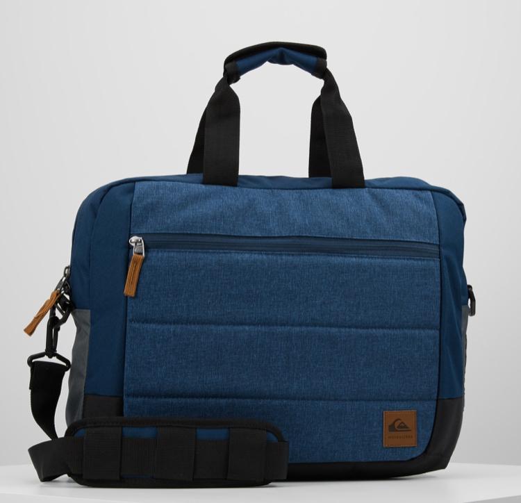 Quicksilver Carrier Laptop Bag £20.50 Blue or Black @ Quicksilver C&C £1.99 p&p £3.99