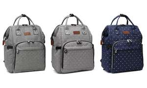 Functional Backpack in Choice of Colour - £16 @ Groupon (+£1.99 non-Prime)