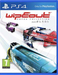 WipEout Omega Collection (PS4 / PSVR) £9.99 (or £8.85 with PSN credit, see below) @ Playstation Store