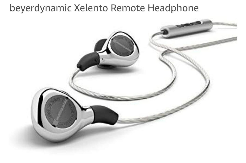 beyerdynamic Xelento Remote Headphone - £552.62 @ Amazon