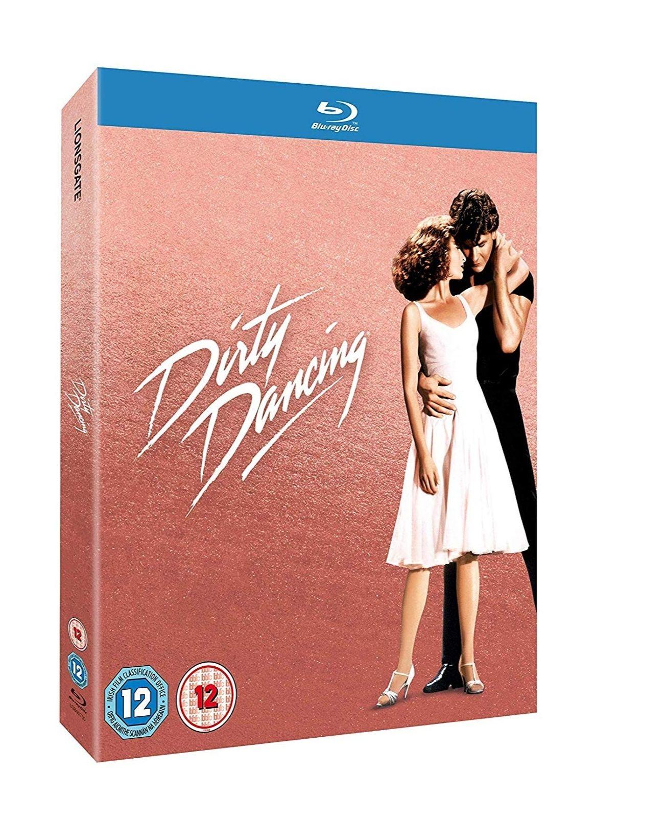 Dirty Dancing Blu ray £4.41 + £2.99 non prime at Amazon