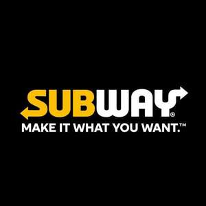 [Greater London] Subway Buy One 6 Inch Get Another free / 99p Breakfast Bacon Sub / Salad Meal for £3.99 via Metro voucher