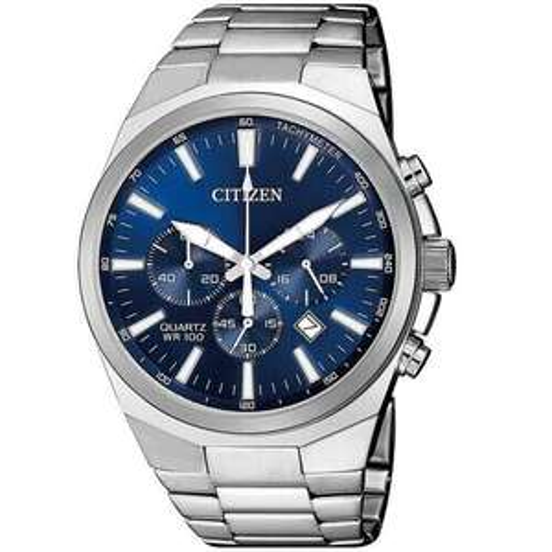 Citizen Men's Chronograph Stainless Steel Bracelet Watch AN8170-59L £99.99 at Argos
