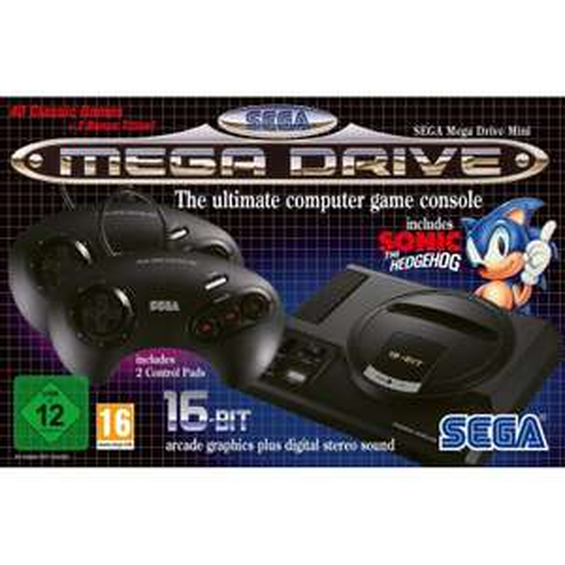 SEGA Mega Drive Mini Console for £52.95 Delivered @ The Game Collection