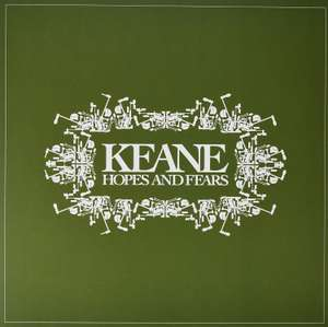 Keane - Hopes And Fears [VINYL] now £10.99 (Prime) + £2.99 (non Prime) at Amazon