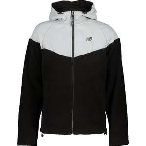 New Balance Black & Silver Teddy Fleeced Hoodie £17.99 click & collect @ TK Maxx (More Hoodies in post)