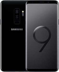 Samsung Galaxy S9 Plus 128GB Midnight Black, Vodafone B Condition £265 @ CEX