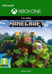 Minecraft Full Game (Xbox One) £4.49 @ CDKeys