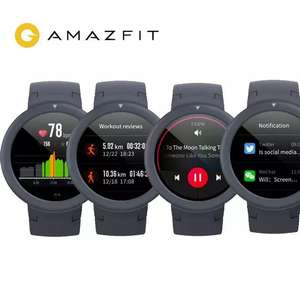 English Xiaomi Huami Amazfit Verge Lite GPS Smart Watch £57.46 @ Mi Global Store / Aliexpress