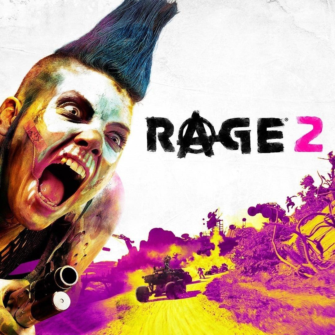 Rage 2 (PC) £12 @ Steam Store