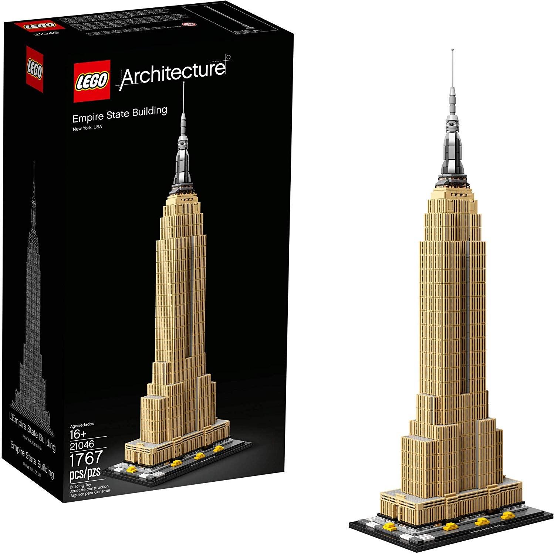 LEGO 21046 Architecture Empire State Building £65.53 at Amazon