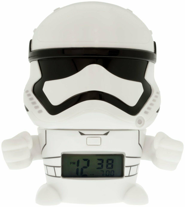 BulbBotz Star Wars Stormtrooper Night Light Alarm Clock £9.99 at Argos/ebay