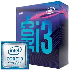 Intel i3-9100F SRF7W, 3.60GHz £65 Dispatched from and sold by CPU-WORLD-UK LTD