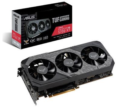 AMD ASUS Radeon 5700 XT TUF 8GB (+ Free £50 Headset) - £373.47 Delivered @ Ebuyer