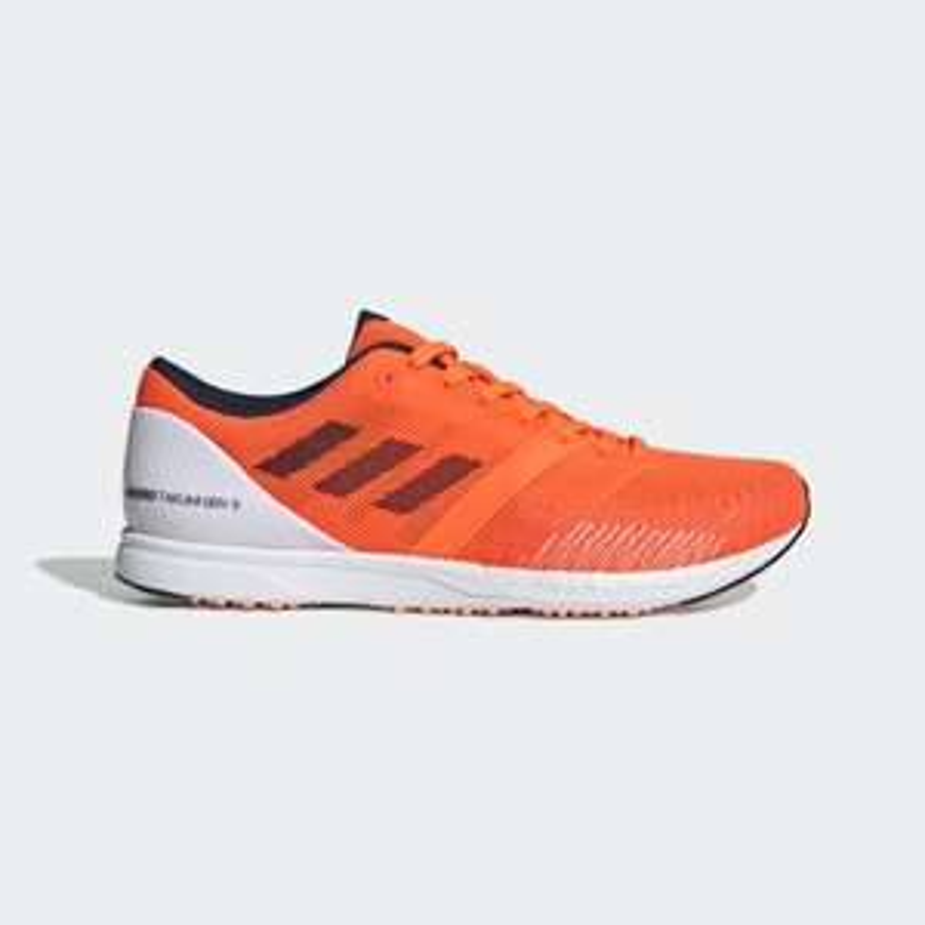 Adidas Takumi Sen 5 Running Shoes in Solar Orange (just 170g) £59.99 ebay / clothing_runner